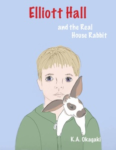 Elliott Hall and the Real House Rabbit
