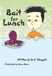 hi res FINAL Bait for Lunch front cover