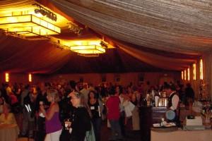 authors reception 2009